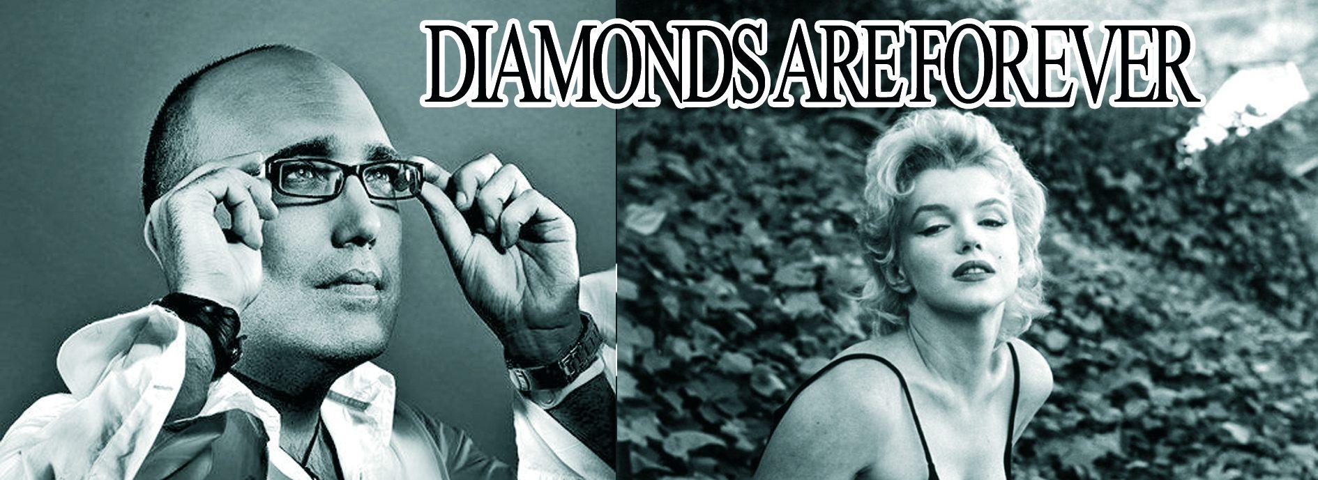 Diamonds are Forever by Juan Otazo